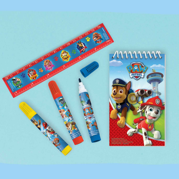 Paw Patrol Stationary Sets